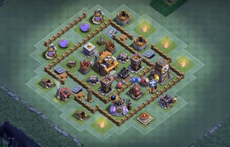 layout coc 4 9 bh4 to bh6 builder base layouts september 2017