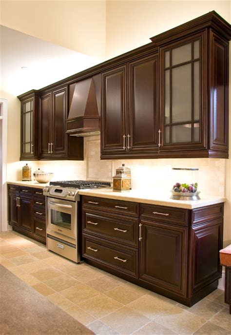 kitchen cabinet vancouver lexington clove maple traditional kitchen cabinetry