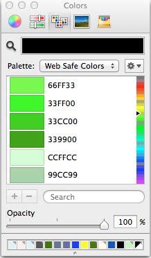 hex color chooser hex code in color chooser for mavericks ask different