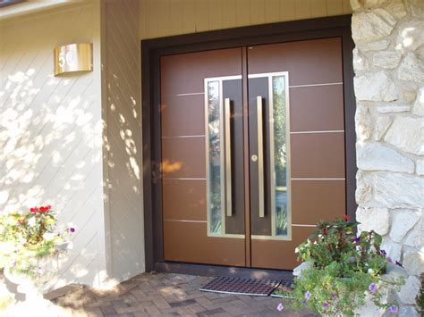contemporary double front door european double front door contemporary entry new