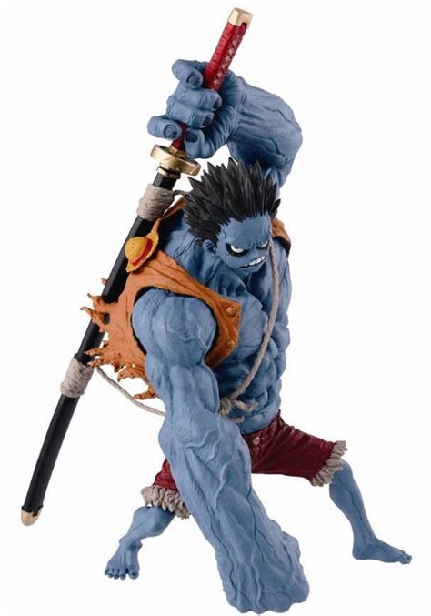 Kaos Onepiece Monkey D Luffy Shadow one scultures nightmare luffy figure photos preview one z