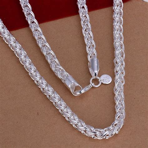 chains for jewelry wholesale wholesale sale solid silver fashion jewelry chain