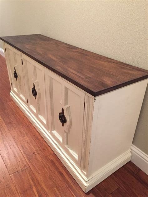 vintage sideboard buffet table 25 best ideas about refinished buffet on