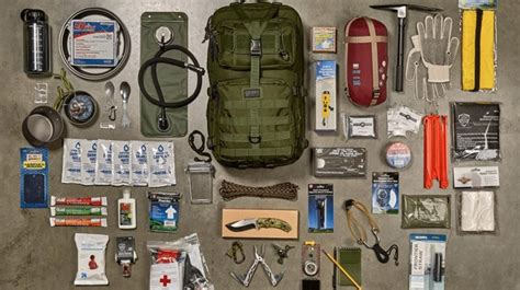 survival kit survival s comprehensive checklist for 72 hour