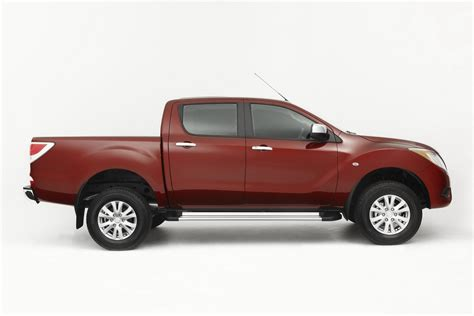 New Mazda Bt 50 Pickup Truck First Photos Of Ford Ranger