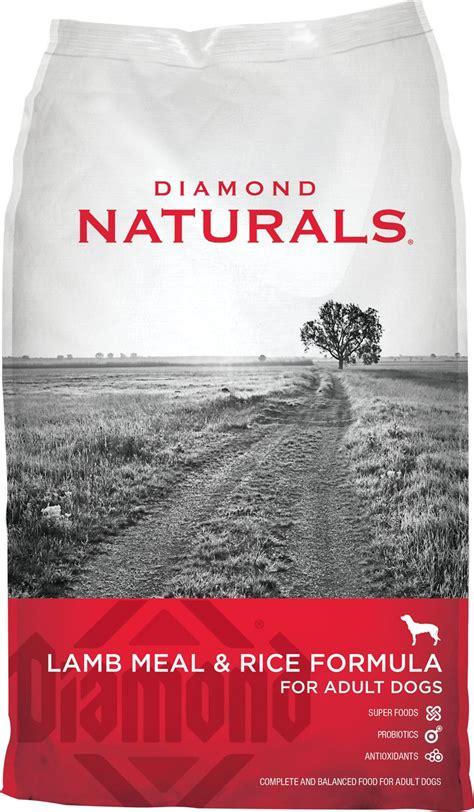 dog food coupons diamond diamond naturals lamb meal rice formula adult dry dog