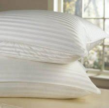 Royal Hotel Goose Pillow by Soft Pillows Goose Pillows Cotton Pillow Cases And