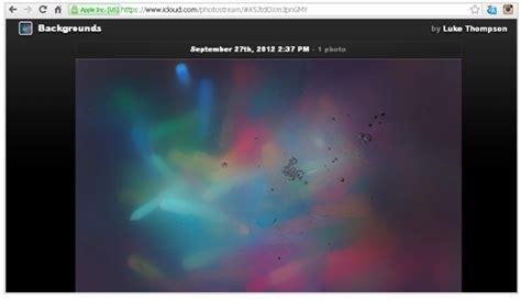 membuat server icloud cara membagikan photo di iphone ipad dan ipod touch