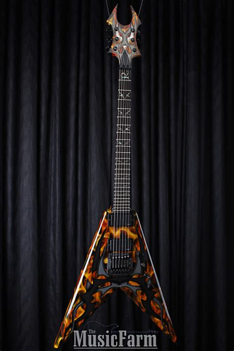 Bc Rich Handcrafted - bc rich usa handmade kkv kerry king v generation 2