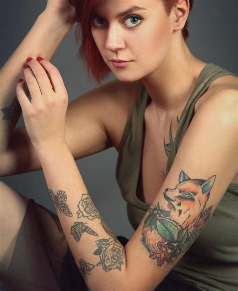 choosing a tattoo best tips to choose a color that suits your skin tone