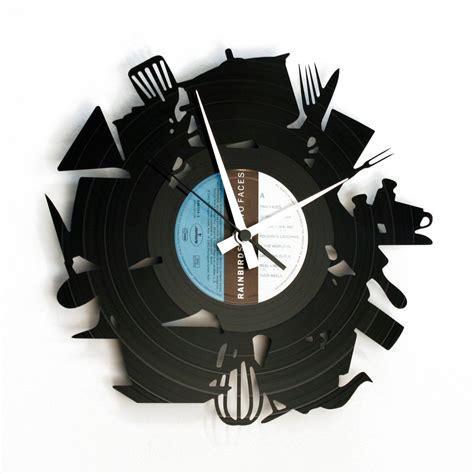 orologi da cucina orologio da cucina con utensili raffigurati kitchen