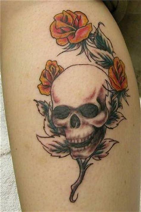 skull tattoos for girls skull tattoos for all about