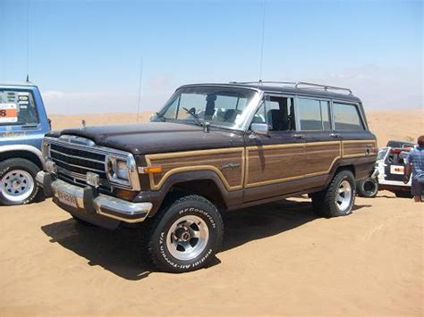 Used Jeeps In My Area 1989 Jeep Grand Wagoneer Overview Cargurus