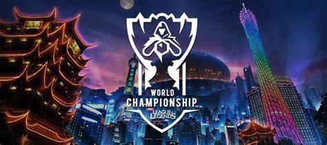 lol worlds  finals headed  shanghai stadium lol