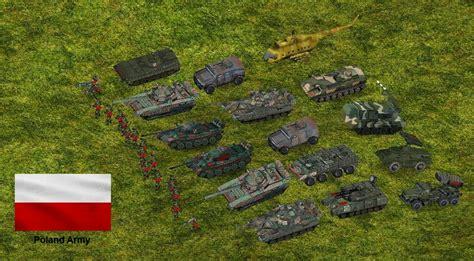 mod game rise of nation poland army for modern warfare ver2 image fierce war mod