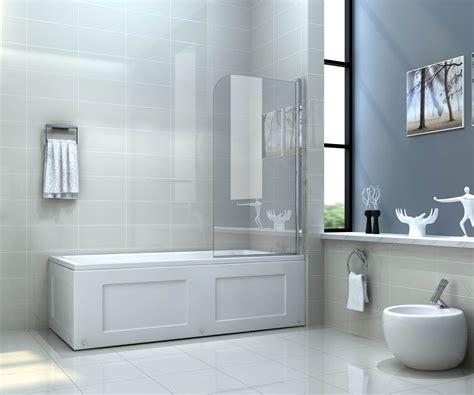 badewanne duschwand glas duschabtrennung glas badewanne gispatcher