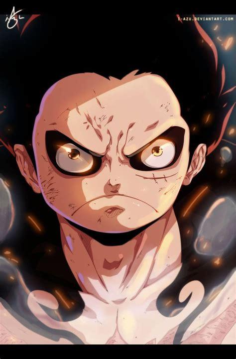 4 Anime One by Luffy Gear Fourth One By I Azu One