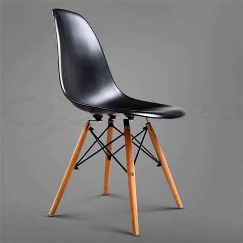 8 x retro replica eames dsw dining chair daw armchair