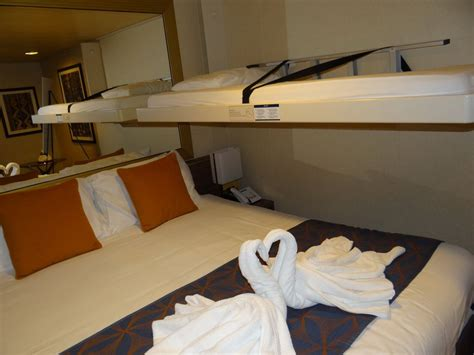 pullman beds msc divina cabins and suites