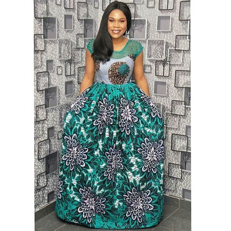 Hottest Ankara dresses you need to try out now   Download latest ankara styles 2018, Asoebi for