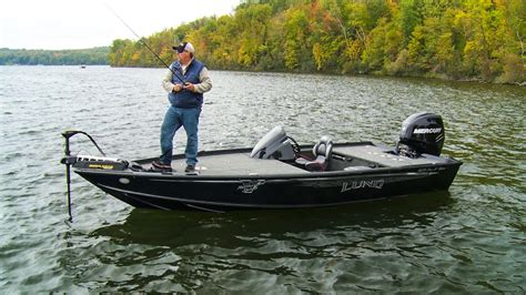 aluminum boats lund lund boats adds new aluminum bass boats to their lineup