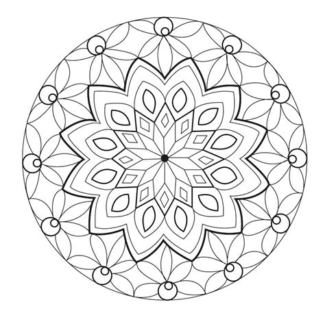 round mandala coloring pages round mandala doodle 2 doodle is art