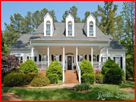 southern living house plans home designs home