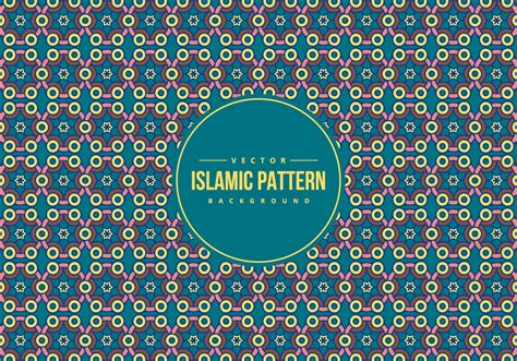 islamic pattern background free vector islamic style pattern background download free vector
