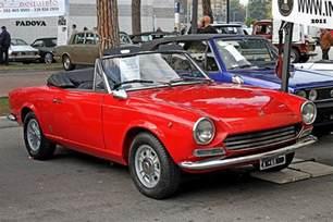 1968 Fiat 124 Spider Fiat 124 Spider Year 1968 Fiat 124 Spider C C 1400 Year