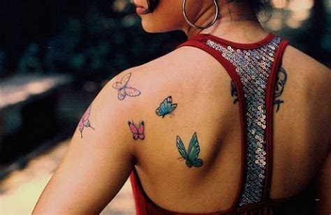 celebrity ink piercing types of butterfly tattoos picture ideas meaning
