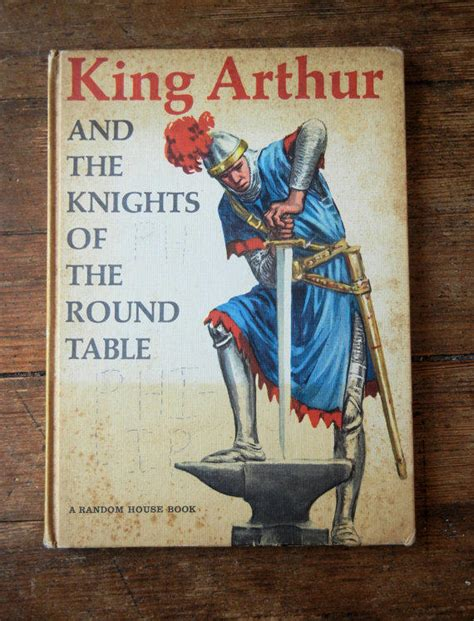 King Arthur And The Knights Of The Table by 1954 King Arthur And The Knights Of The From Rubbersuit
