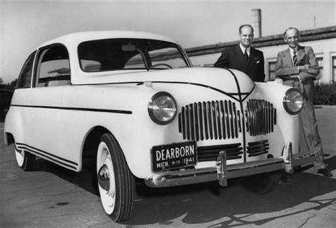 Henry Ford Hemp Car by Ford Hemp Car L Auto Ecologica Esisteva Gi 224 70 Anni