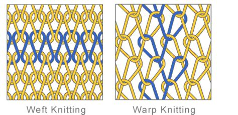 warp knitting definition what is the difference between warp knitting and weft