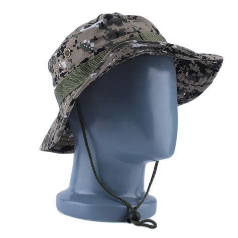 military hats boonie hats military apparel free shipping military army jungle camo boonie bucket cap