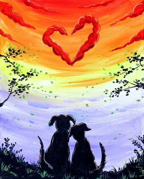 Paint Nite: Doggy Love