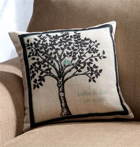 personalized bed rest pillow happily ever after pillow personalized wedding pillow