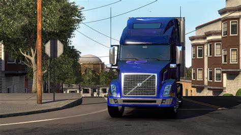 american volvo trucks volvo vnl 780 on american truck simulator american truck
