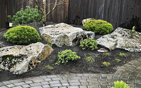 Large Garden Rocks Large Rocks For Landscaping Roselawnlutheran