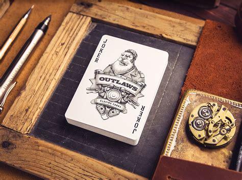 beautiful playing card deck designs