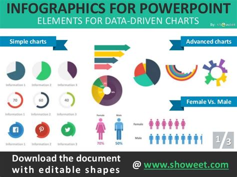 infographics template powerpoint charts infographics templates for powerpoint