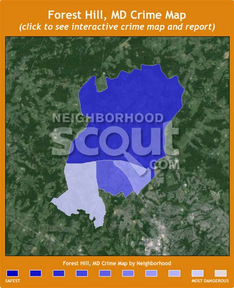 houses for sale in forest hill md forest hill md 21050 crime rates and crime statistics neighborhoodscout