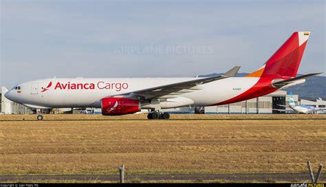 Avianca Cargo Airbus A330 200f n334qt avianca cargo airbus a330 200f at san jose juan