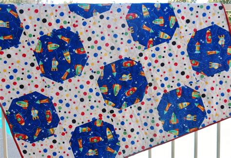 Outer Space Quilt by Me Outer Space Baby Boy Quilt