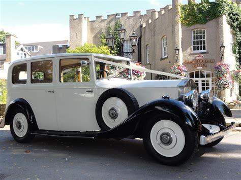 Wedding Car Back by Wedding Cars East