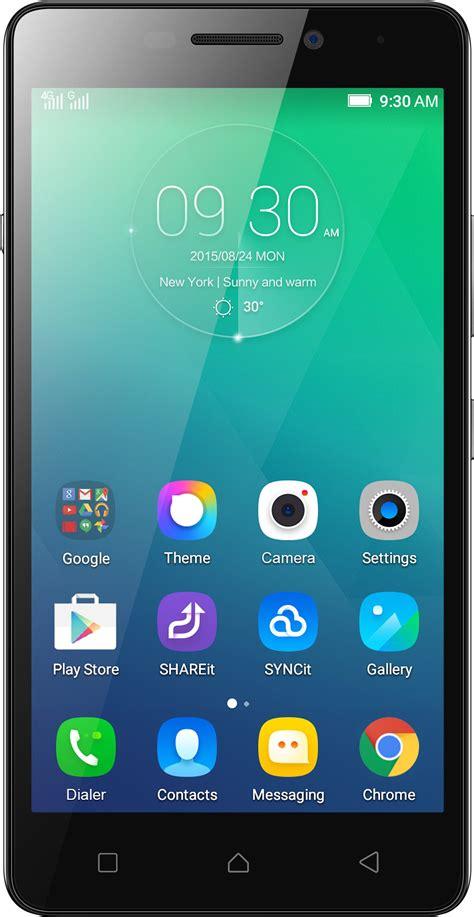 Handphone Lenovo Vibe 2 lenovo vibe p1m 16 gb black buy lenovo vibe p1m mobile