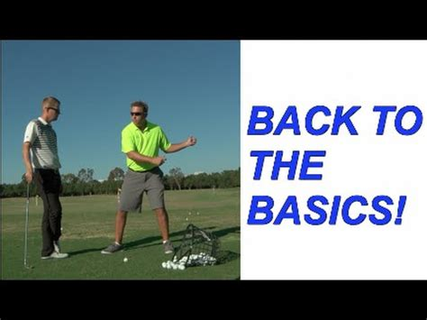 golf swing basics youtube golf swing basics with monte scheinblum be better golf