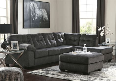 laf sofa sectional accrington granite 2pc laf sofa sectional