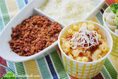macaroni bar toppings easy buffalo mozzarella mac and cheese cheap recipe and