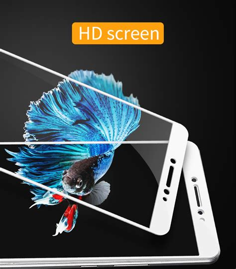 Anti For Xiaomi Mi Max lenuo 9h tempered glass anti scratch screen protector