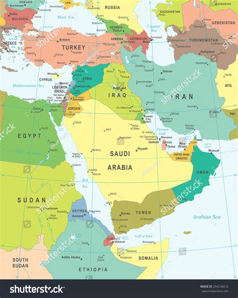 middle east map free vector middle east map vektor 28 images middle stock images